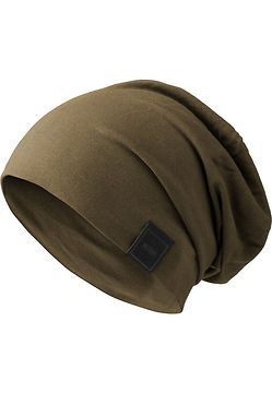 Master Dis Jersey Beanie olive - S/M