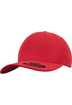 Urban Classics 110 Cool a Dry Mini Pique red - One Size