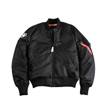 Alpha Industries MA-1 VF Army Black - 2XL