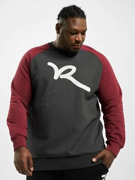 Rocawear / Jumper Big Raglan in red - 6XL