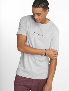Just Rhyse / T-Shirt Niceville in grey - S