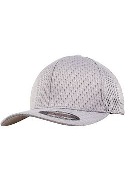 Urban Classics Flexfit Athletic Mesh silver - One Size