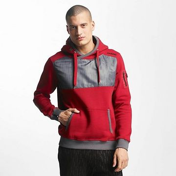 Dangerous DNGRS / Hoodie DD in red - S