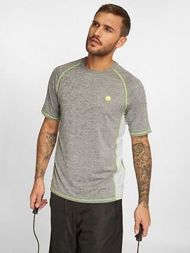 Just Rhyse / T-Shirt Adelaide Active in grey - S