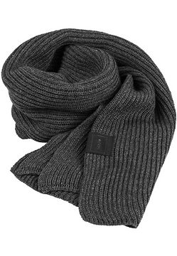 Master Dis Fisherman Scarf h.charcoal - One Size