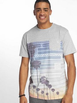 Just Rhyse / T-Shirt Key West in grey - S