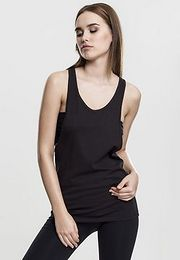 Urban Classics Ladies Loose Tank black - S