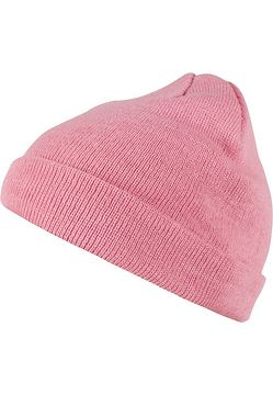 Master Dis Short Pastel Cuff Knit Beanie light pink - One Size