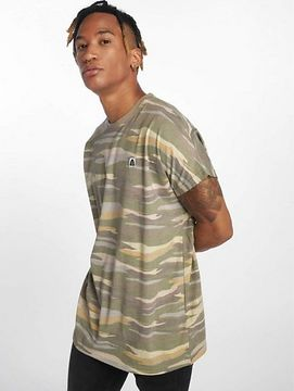 Just Rhyse / T-Shirt Sucre in camouflage - S