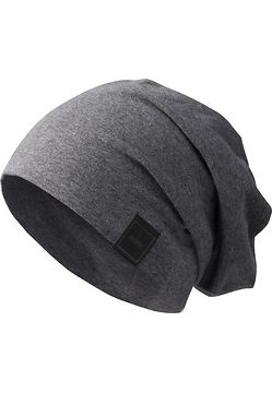 Master Dis Jersey Beanie h.charcoal - S/M