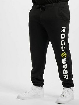 Rocawear / Sweat Pant Big Basic in black - 9XL
