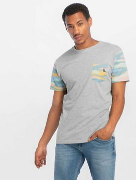 Just Rhyse / T-Shirt in grey - S