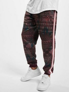 Just Rhyse / Sweat Pant Pocosol in red - XL