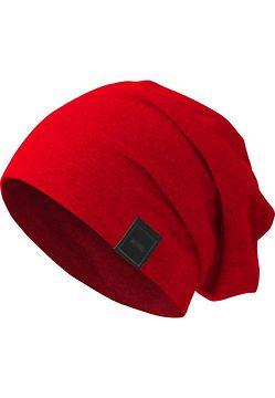 Master Dis Jersey Beanie red - Youth