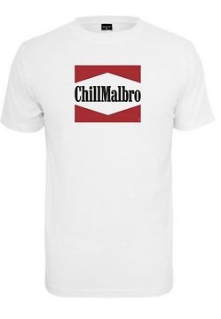 Mr. Tee Chillmalbro Tee white - XS