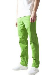 Urban Classics Chino Pants limegreen - 30