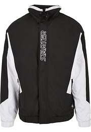Starter Track Jacket black/white - S