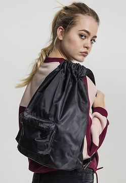 Urban Classic Double Pocket Gym Bag black - One Size