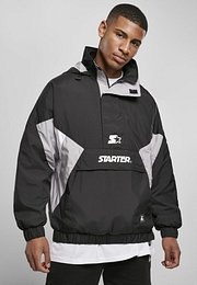 Starter Windbreaker black/silvergrey/white - XXL