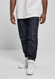 Southpole Straight Denim raw indigo - 36