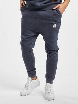 Just Rhyse / Sweat Pant Rainrock in blue - M