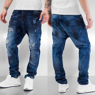 Just Rhyse Application Antifit Jeans Blue - 32