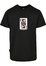 Urban Classics WL Compton Card Tee black/mc - L