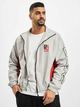 Dangerous DNGRS / Lightweight Jacket Thunder in grey - M