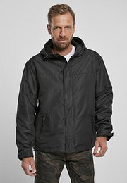 Brandit Windbreaker Frontzip black - 5XL