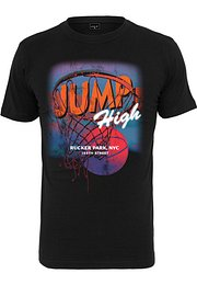 Mr. Tee Jump High  Tee black - XL